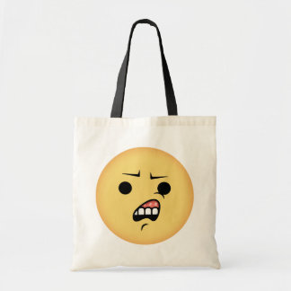 WTF Emoji Tote Bag