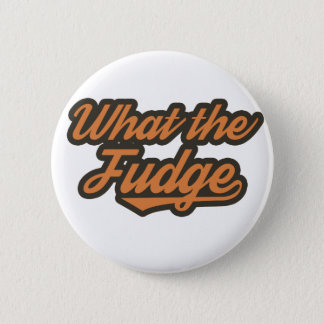 WTF Funny 2 Inch Round Button