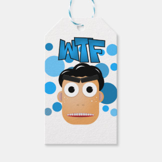 WTF GIFT TAGS