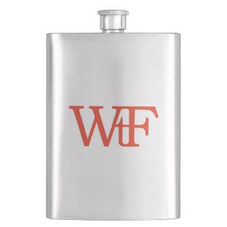 WtF Hip Flask