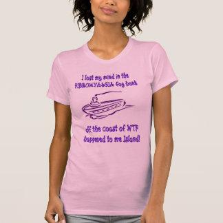 WTF ISLAND T T-Shirt