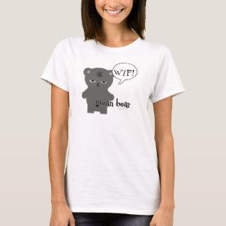 WTF! mean bear T-Shirt