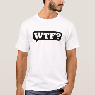 WTF? Nelson Racing Engines T-Shirt