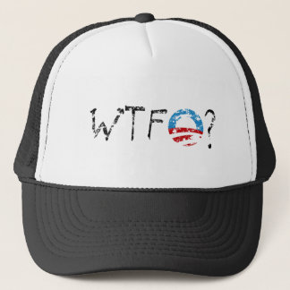 WTF Obama Hat