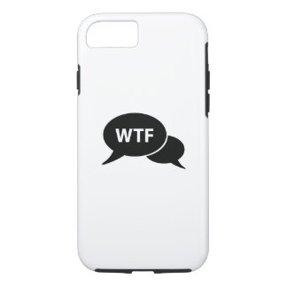 WTF Pictogram iPhone 7 Case