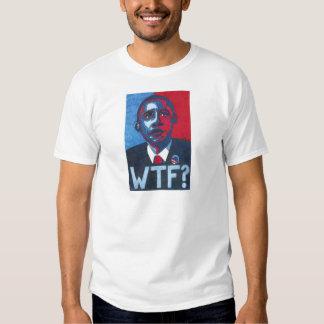 WTF Prez? Tee Shirts