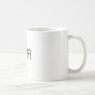 WTF! Simple Mug