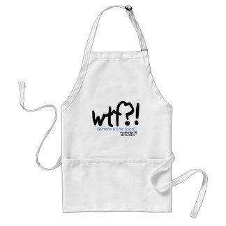 wtf?! standard apron