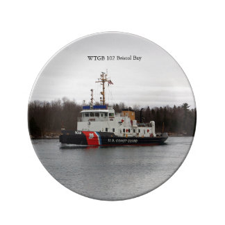 WTGB 102 Bristol Bay decorative plate Porcelain Plates
