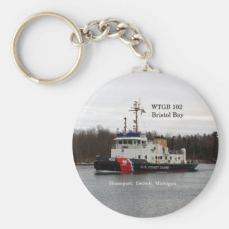 WTGB 102 Bristol Bay key chain