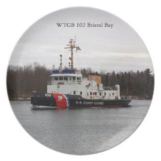 WTGB 102 Bristol Bay plate