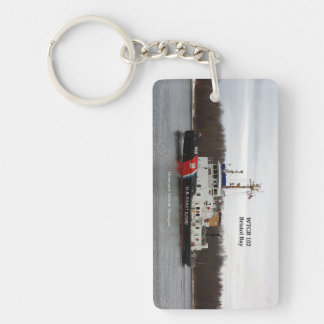 WTGB 102 Bristol Bay rectangle acrylic key chain