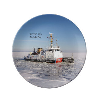 WTGB 103 Moblie Bay ice decorative plate