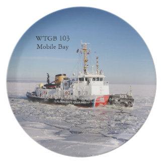 WTGB 103 Moblie Bay ice plate