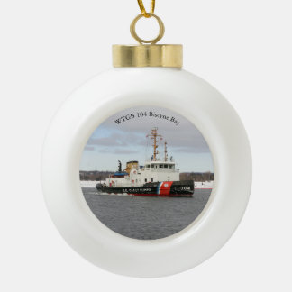 WTGB 104 Biscyne Bay ball or snowflake ornament