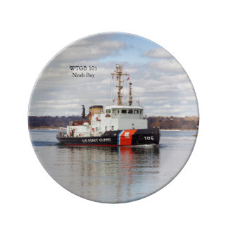WTGB 105 Neah Bay decorative plate