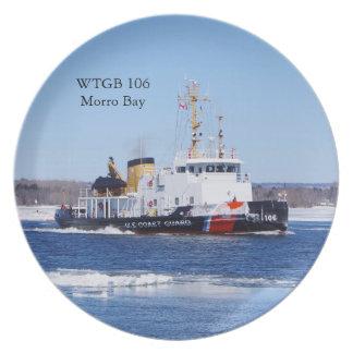 WTGB 106 Morro Bay plate
