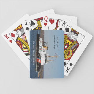 WTGB 107 Penobscot Bay playing cards