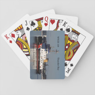 WTGB 108 Thunder Bay playing cards