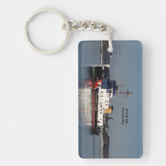 WTGB 108 Thunder Bay rectangle acrylic key chain