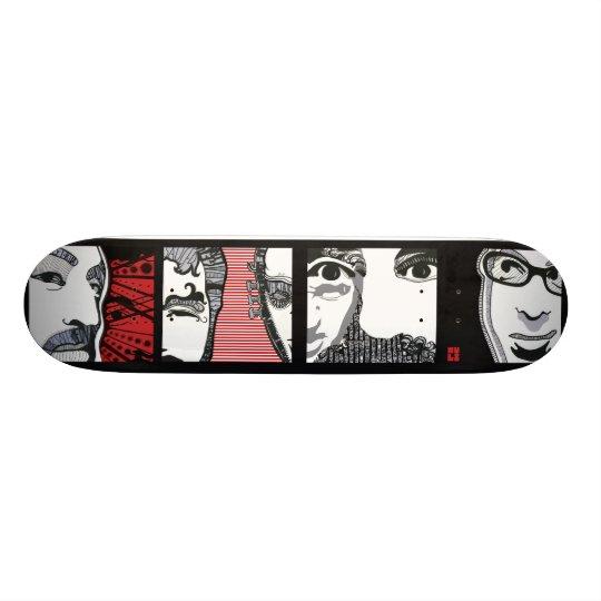 Wu Li Skateboard
