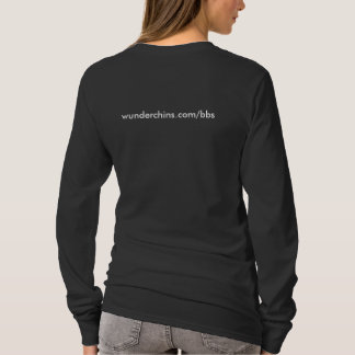 Wunderchins Forum Logo Ladies Shirt