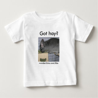 Wunderchins Got Hay Baby T-Shirt