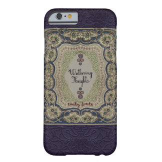 Wuthering Heights Vintage Book Design Barely There iPhone 6 Case