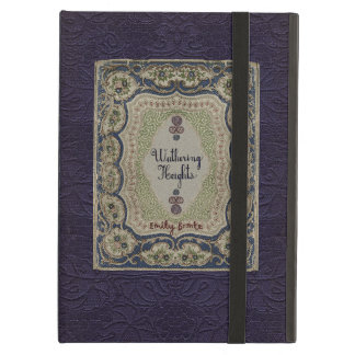 Wuthering Heights Vintage Book Design iPad Air Case