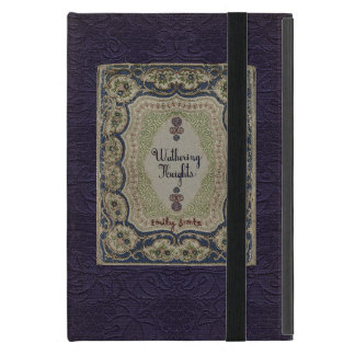 Wuthering Heights Vintage Book Design iPad Mini Case