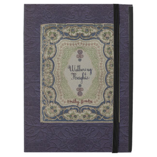 """Wuthering Heights Vintage Book Design iPad Pro 12.9"""" Case"""