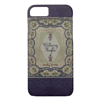 Wuthering Heights Vintage Book Design iPhone 8/7 Case