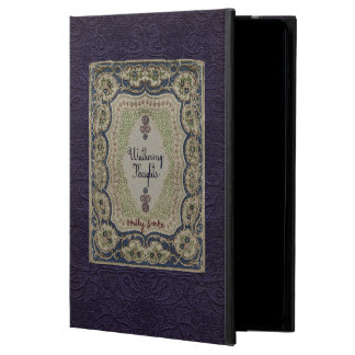 Wuthering Heights Vintage Book Design Powis iPad Air 2 Case