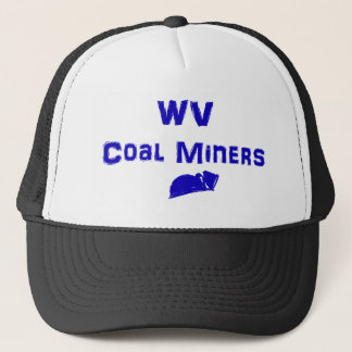 WV Coal Miners Trucker Hat