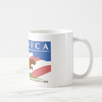 WVCA 2014 Inaugural Coffee Mug