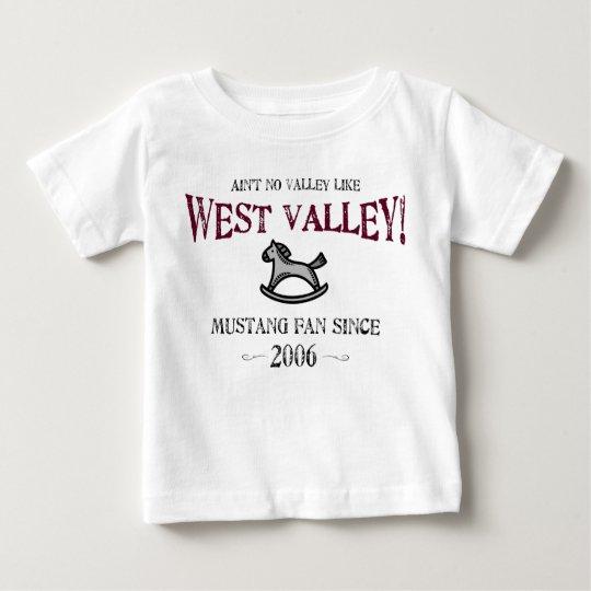 WVHS Mustang shirt