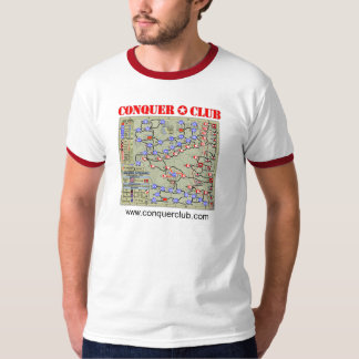 WW2 Ardennes Offensive Map T-Shirt