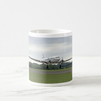 WW2 Douglas DC3 Transport Plane Mug