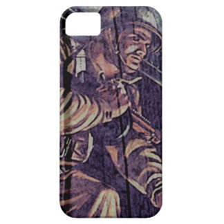 "WW2 Poster ""jump"" iPhone 5 Case"