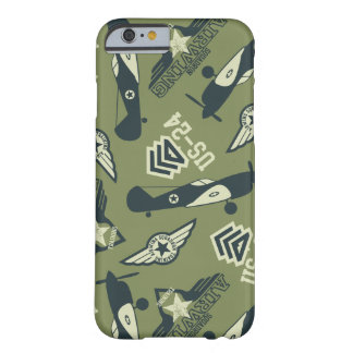 WW2 squadron Barely There iPhone 6 Case