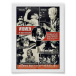 Ww2 Women Posters