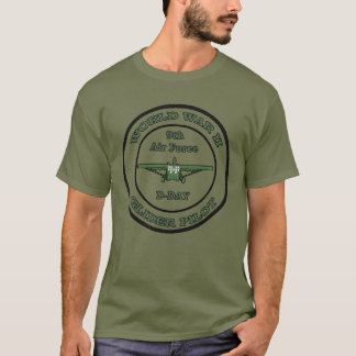 WW 2 Glider Pilot D-Day June 6, 1944 T-Shirt