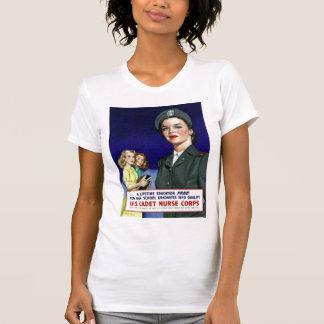 WW II U.S. Nurse Corp T-Shirt