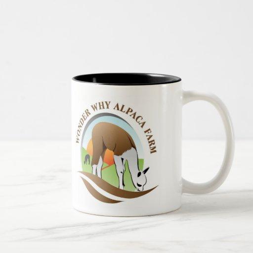 WWAF, Wisdom Begins In Wonder Coffee Mugs