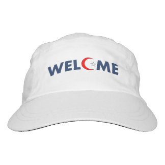 wwelcome hat