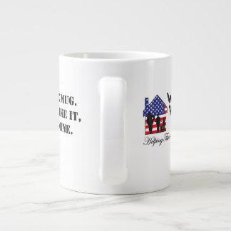 WWH Coffee Oath Mug Jumbo Mug