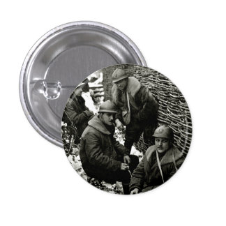 WWI American Field Service Pinback Buttons