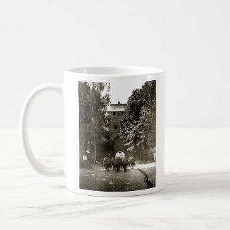 WWI American Soldiers in Ahrweiler Germany Coffee Mugs