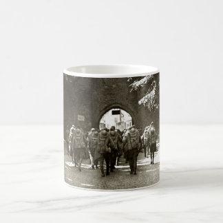 WWI American Soldiers in Ahrweiler Germany Coffee Mug