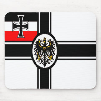 WWI Ensign Mouse Pad